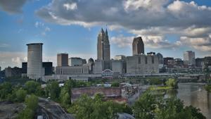Cleveland Skyline 60c0dfa528802