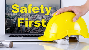 Safety First On Laptop 60be788aae4d5