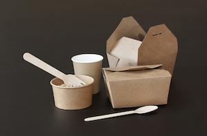 Sustainable Food Packaging Oleschwander