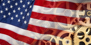 American Flag Gears Industry Manufacturing Usa Photo 57691837 American Manufacturing © Steve Allen Dreamstime