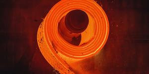 Hot Rolled Steel Process Glowing Metals © Nuttawut Uttamaharad Dreamstime