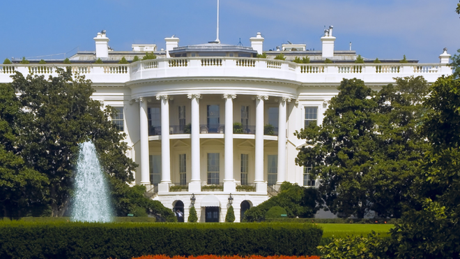 The White House Richie Lomba Dreamstime 60bfe2b1ccfb8