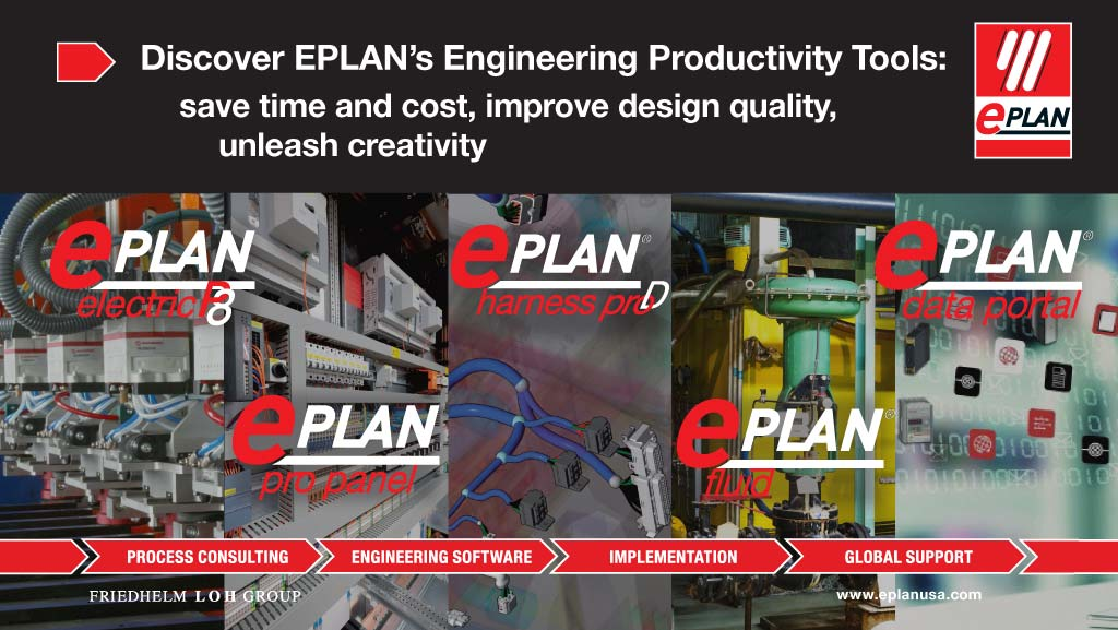 Eplan Efficient Engineering Discovering The Future Of Manufacturing Machine Design