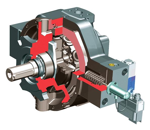 Salami Pump Gear Flow Divider with Aluminium Alloy Body