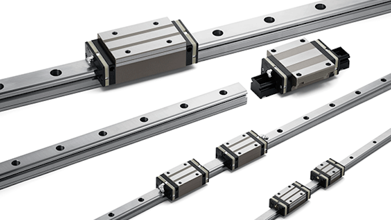 Rounding Up The Latest Linear Guides Machine Design