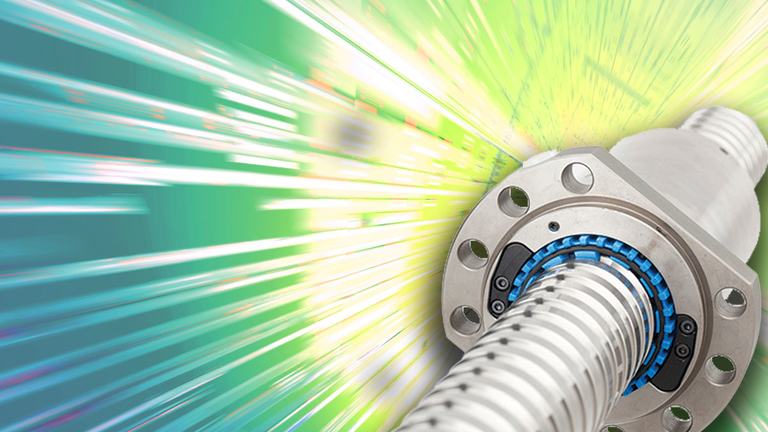 Ball Screw Speed Basics | Machine Design