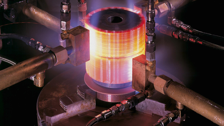 Sinter Hardened Metal: The Economical Alternative to Machining | Machine  Design