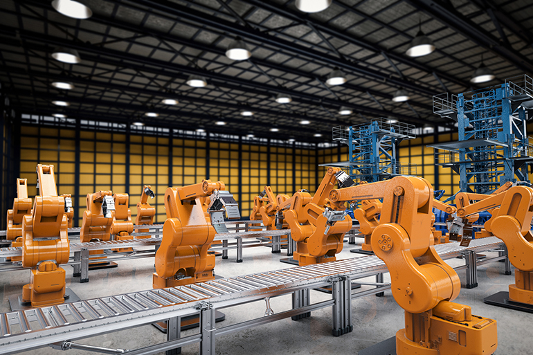 Differences Between Field, Control, Supervisory, and Enterprise Levels of  Automation | Machine Design