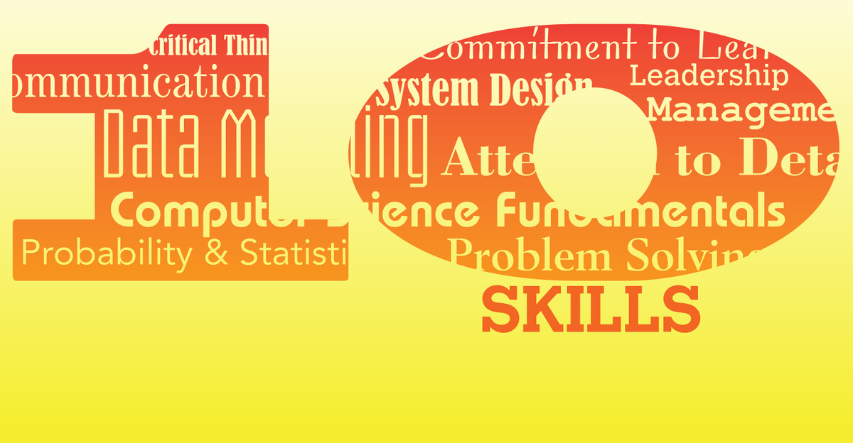 10 Must Have Skills For All Engineers Machine Design