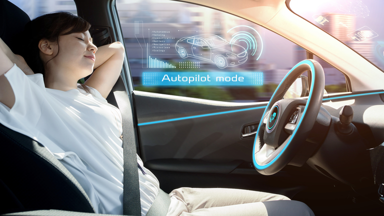 Auto Driving Car >> What S The Missing Puzzle Piece For Self Driving Cars