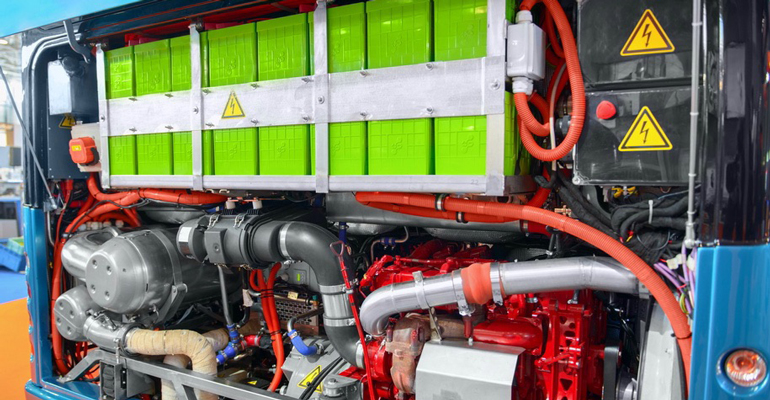 Optimize Your Vehicle By Cooling Electric Motors And Generators Machine Design