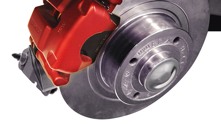 What's the Difference Between Friction and Regenerative Car Brakes? |  Machine Design