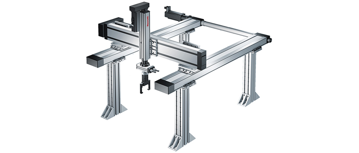 Considerations for Selecting a Linear Motion System