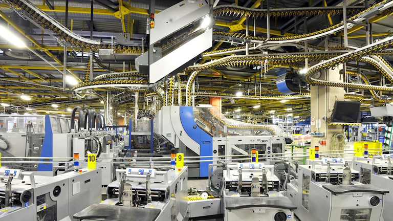 The 5 Types Of Manufacturing Processes Machine Design
