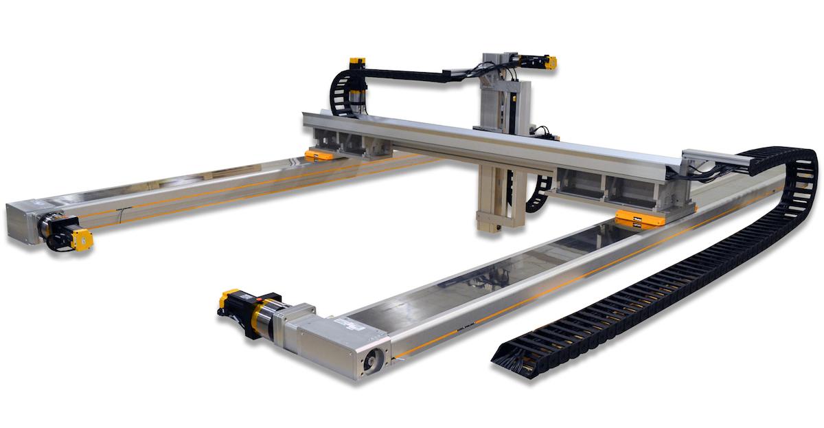 Pulse Control Basics for Motion Control   Machine Design