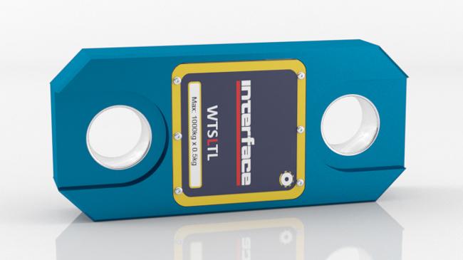 La cellule de charge sans fil à liaison de tension WTSTL en acier inoxydable à partir de l'interface peut transmettre sans fil jusqu'à 600 mètres (ligne de visée claire) à un écran portable ou à une station de base USB. Il est disponible dans des capacités allant de 11K lbf à 220K lbf (5 à 100 tonnes métriques).