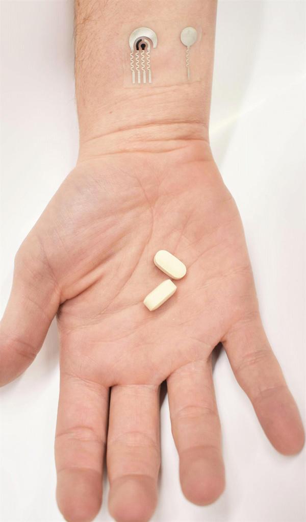 Un capteur de vitamine C portable et non invasif offre une option pour suivre l'apport nutritionnel quotidien et l'observance alimentaire.