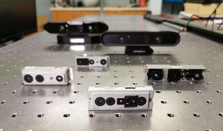 Les technologies de détection 3D d'Orbbec incluent une gamme de caméras de détection de profondeur pour l'identification des visages, la reconnaissance des gestes, la mesure tridimensionnelle et l'AR / VR.