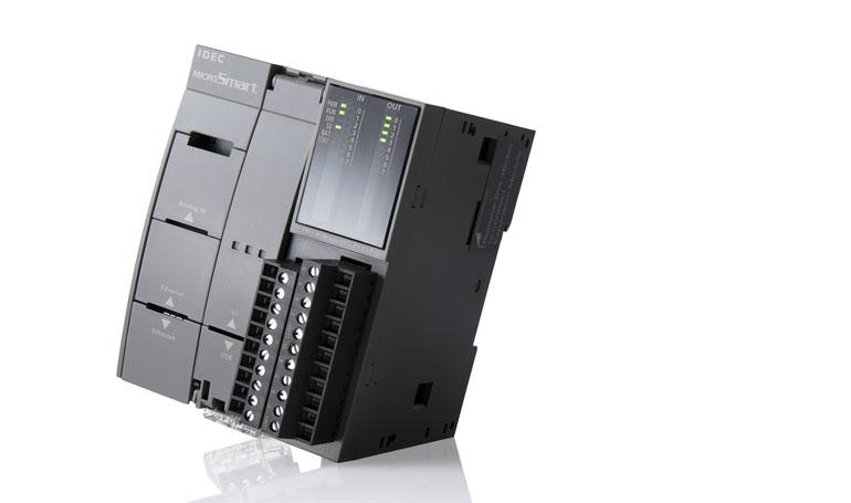 3. Certains micro-automates, comme l'IDEC FC6A présenté ici, intègrent désormais le protocole MQTT afin que les utilisateurs puissent profiter économiquement de la connectivité IIoT.