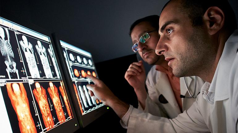 La solution d'imagerie d'entreprise de nouvelle génération de Philips connecte chaque étape du parcours du patient.