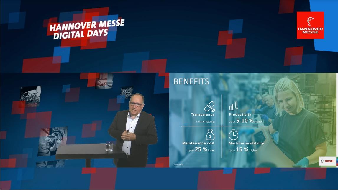 BMW utilise le système d'application industriel Nexeed pour analyser les temps d'exécution.