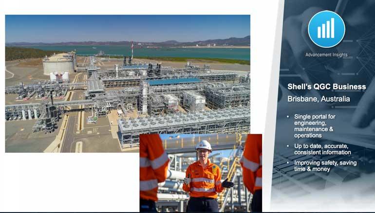 L'activité QBC de Shell a été finaliste dans la catégorie Performance des services publics et des actifs industriels de cette année aux Bentley Systems's Year in Infrastructure Awards.