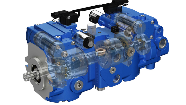 The Benefits of Back-to-Back Hydraulic Pumps