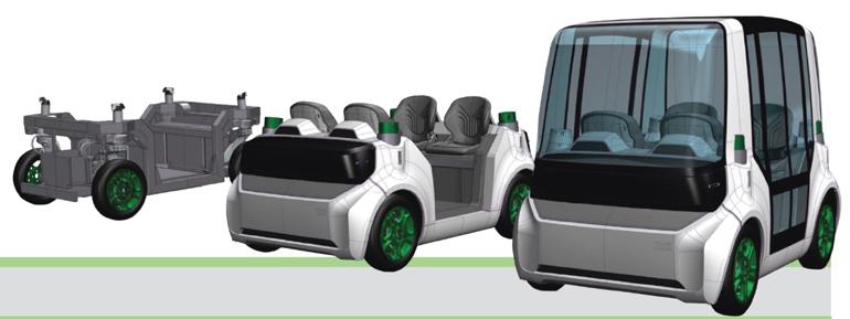 Les changements technologiques dans les futurs véhicules électriques pourraient signifier encore plus de développement dans les lubrifiants dont ils ont besoin.
