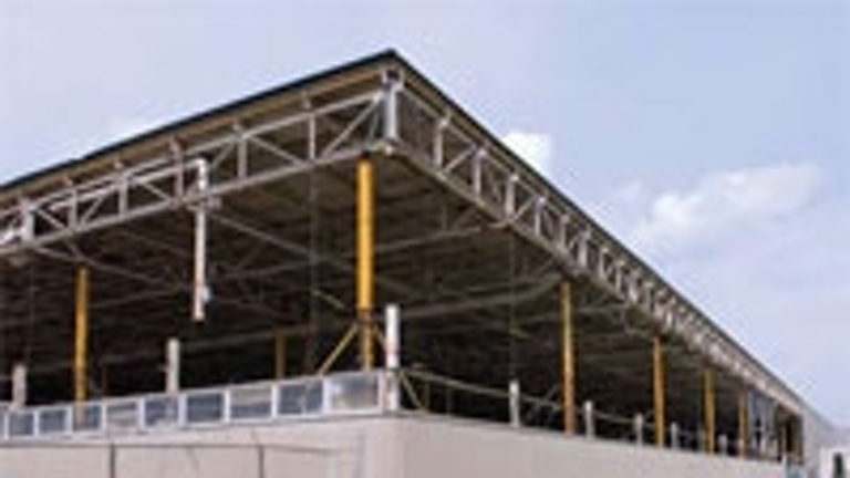 Raising The Roof On Sustainability Costs Material Handling And Logistics