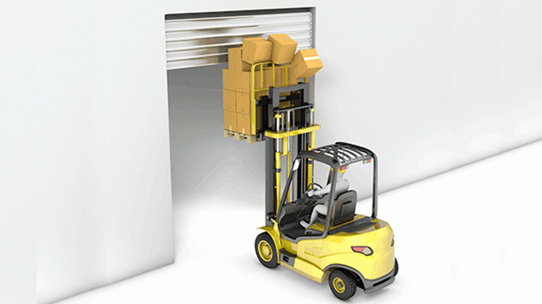 Setting The Precedent On Forklift Safety Material Handling And Logistics