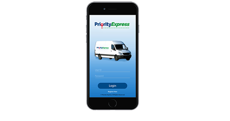 Last Mile Delivery App Material Handling And Logistics