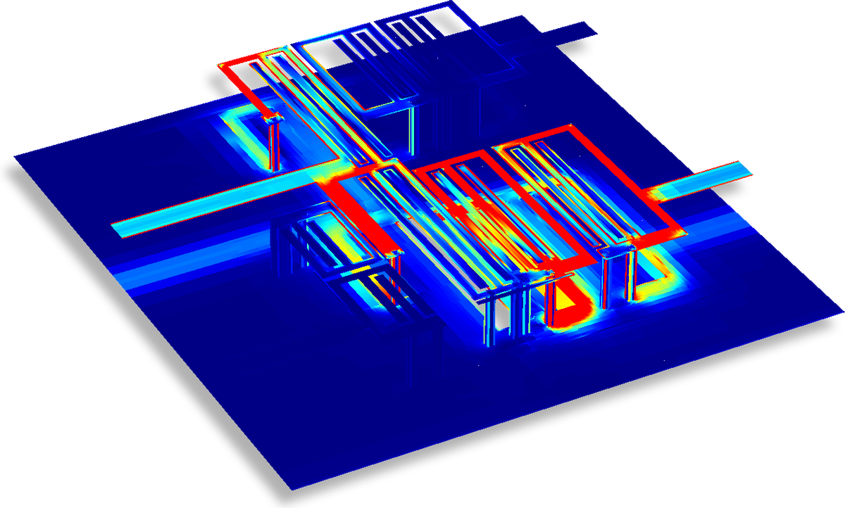 Electromagnetic Simulation Software To Watch Microwaves Rf