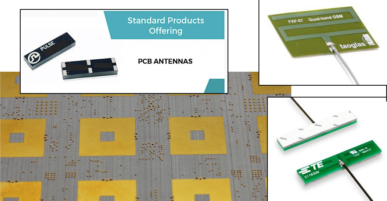 WIFI Antenna 2.4 GHz mini profile