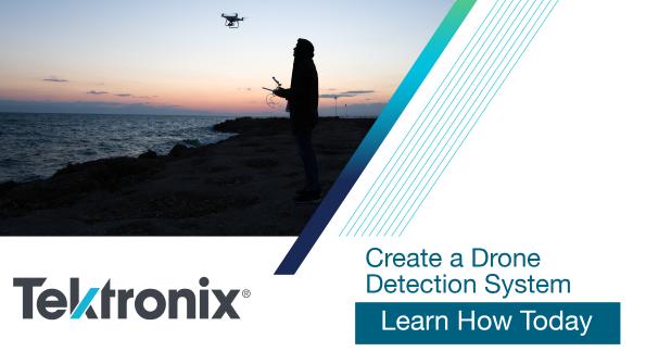 Tektronix Drone Detection 595x335 Mwrf 012320 Kmr