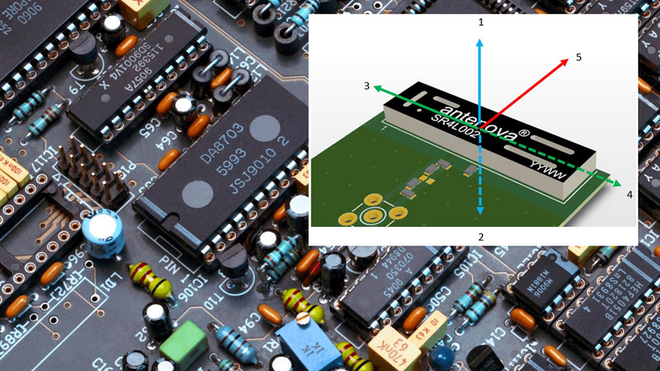 Antenova Circuit Boardx Large