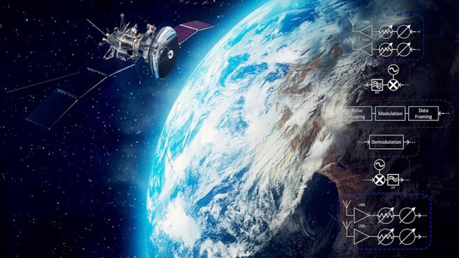 Satellite Commun