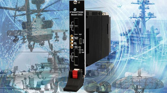 0920 Mw Pentek 5903 Synchronizer Promo