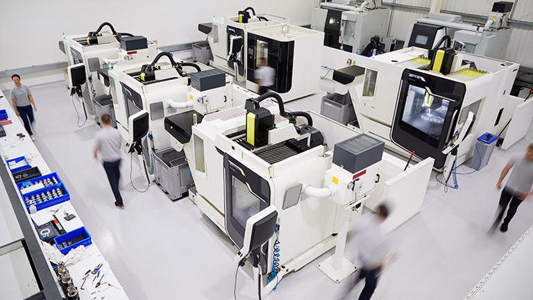 The Role Of Cnc Automation In Modern Manufacturing New Equipment Digest
