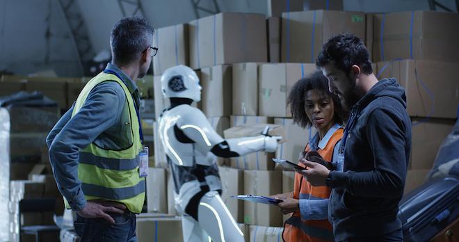 Robots In Warehouse 5ea83c9883e94