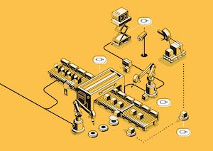 Logistik Robot