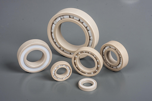 Peek Bearings