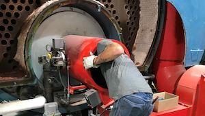 Plibrico Mechanical Services Burner Maintenance (1)