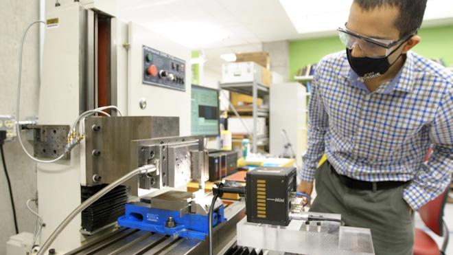 Udupa Testing Metal Cutting