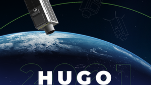 Satellite Hugo From Ghg Sa T With Abb Optical Sensor