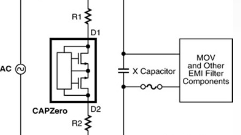 X-Cap Discharge ICs Are IEC-Compliant   Power Electronics