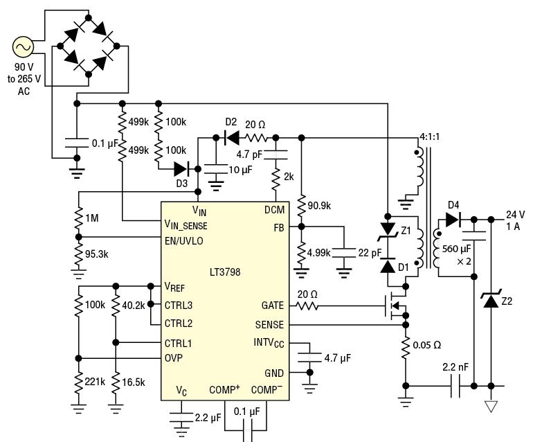 24 volt generator regulator wiring diagram power management  chapter 7 voltage regulator ics power electronics  voltage regulator ics