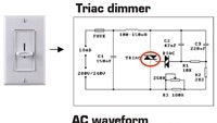 Led Light Dimmer Switch Wiring Diagram