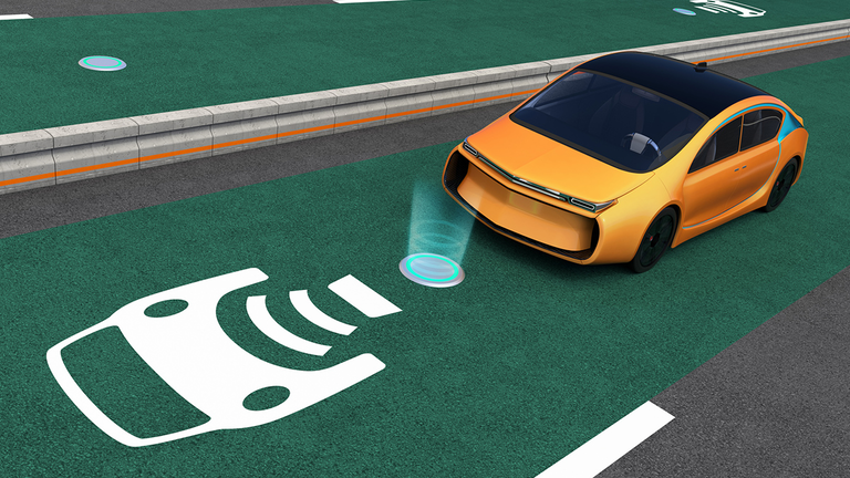 Wireless Charging of Electric Vehicles   Power Electronics