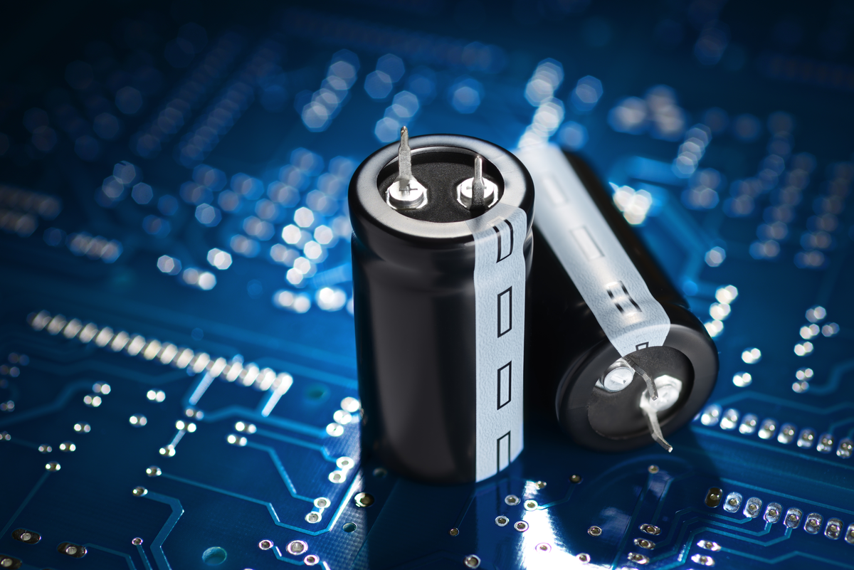 Capacitor Basics and Their Uses in Power Applications  Power Electronics