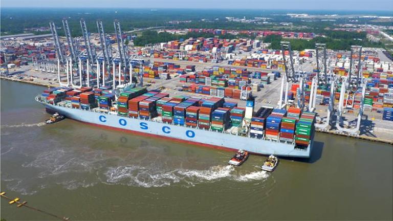 Refrigeratedtransporter 3260 Gpa Port Of Savannah Photo 0
